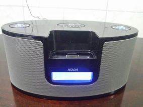 Dock Station Koda Ib556 Para iPod