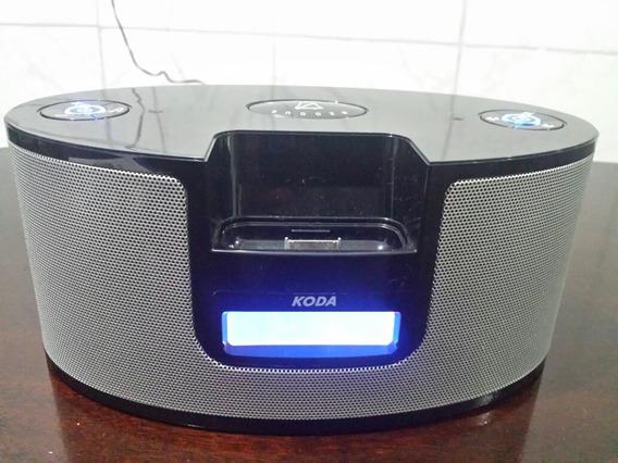 Dock Station Koda Ib556 Para iPod