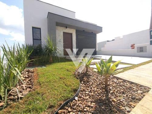 Imagem 1 de 26 de Casa Com 3 Dormitórios À Venda, Jardim Residencial Villagio Ipanema I - Sorocaba/sp - Ca1804