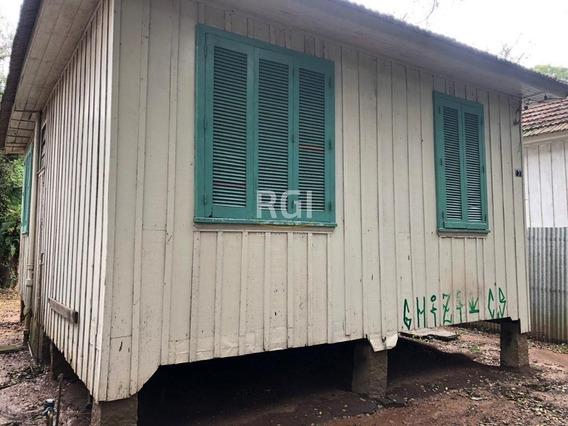 Casa Em Nonoai Com 2 Dormitórios - Bt9076