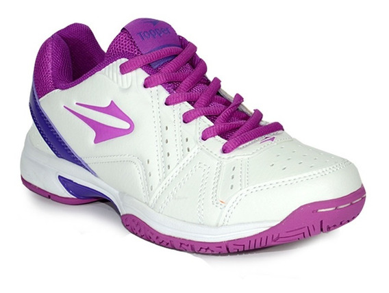 Zapatillas Tenis Topper Lady Rookie Mujer