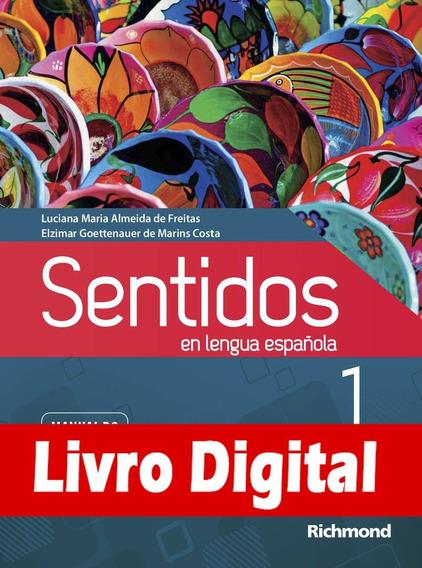 Sentidos En Lengua Española - Ano 1