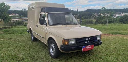 Fiat Fiorino Furgão 1986
