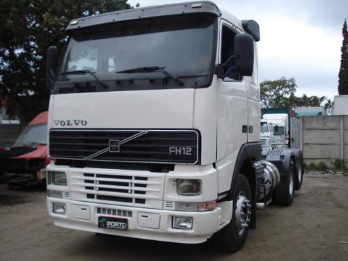 Volvo 6x2 Fh 12 380   03/03  Scania R 360   Mb 2540