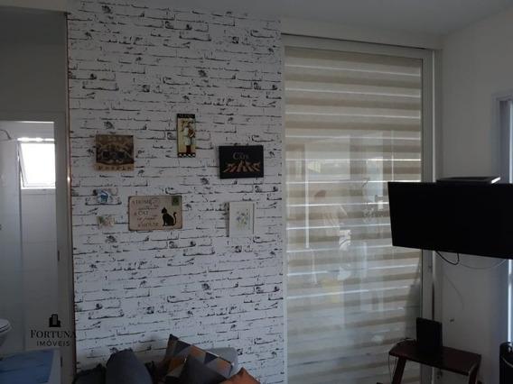 Apartamento Decorado E Mobiliado A 100 Metros Da Estação Campo Belo Do Metrô - Ap00823 - 34293496