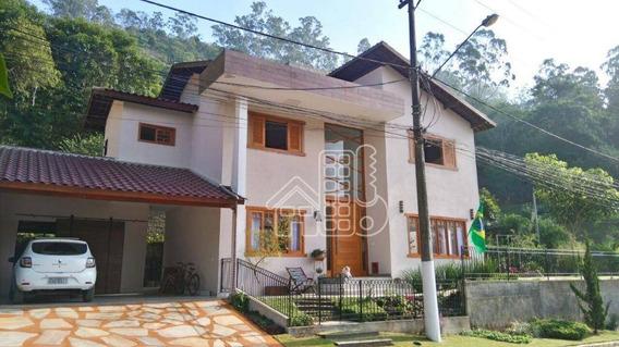Excelente Casa No Sitio Santo Antonio - Ca0873