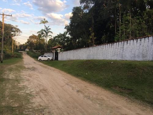 Chácara À 5km Da Rodovia Em Itanhaém-sp (mx)
