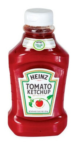 Heinz Salsa De Tomate Ketchup 1,25 Kg Importada