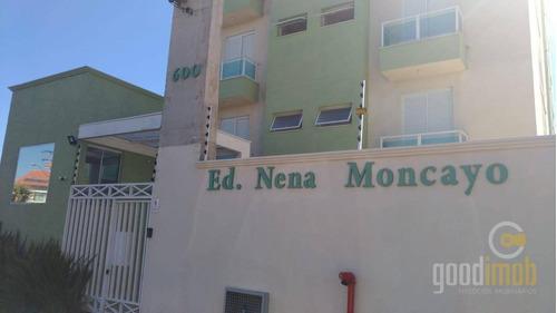 Apartamento 1 Dormitório/suíte No Jardim Gonçalves - Sorocaba - Ap0124