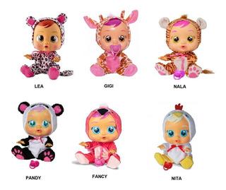 Cry Babies Bebe Lloron Gigi, Fancy,nala,pandy Y Nita