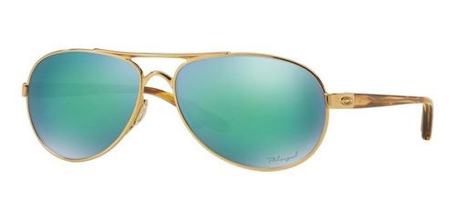 Gafas Oakley 0oo410841081256 Dorado Unisex
