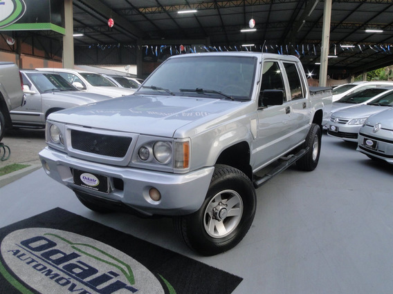 Mitsubishi L200 2.5 Gl 4x4 Cd 8v Turbo Diesel 4p Manual
