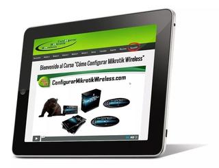 Mikrotik Ubiquiti Completo + Guias + Lab + Vip (julio 2019)