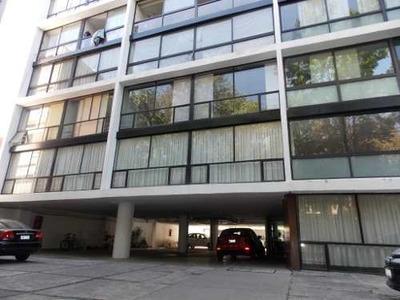 Departamento Recién Remodelado En San Miguel Chapultepec