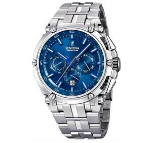 Relógio Festina Azul Chrono Sport F20327/3
