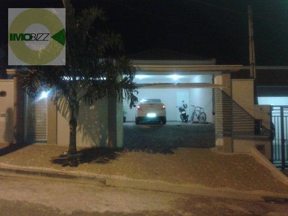 Casa Residencial À Venda, Parque Nova Suiça, Valinhos. - Ca1792