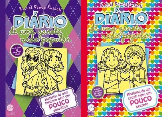 Diário De Uma Garota Nada Popular Vols 11 E 12