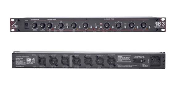 Crossover Electrico Bs-183 Backstage Con Envio Gratis