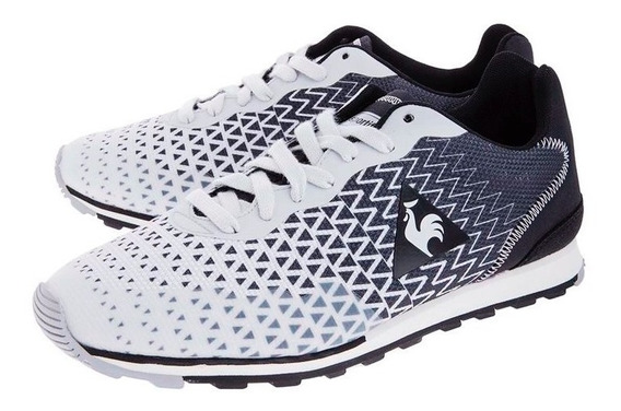 Le Coq Sportif Tenis Para Correr Talla 29 Blancos Con Negro