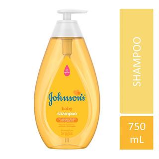 Johnsons Baby Shampoo Original Gold 750ml