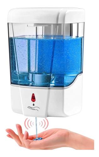 Dispensador Automatico Despachador Gel Antibacterial Jabon