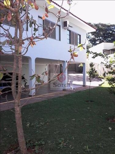Casa Residencial À Venda, Jardim Recreio, Ribeirão Preto. - Ca0967