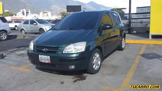 Hyundai Getz Gls-automatico