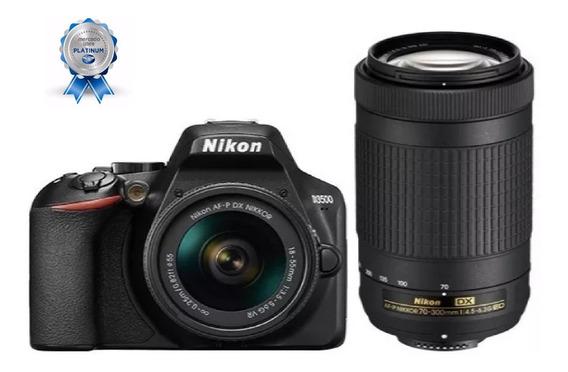 Cámara Digital Nikon D3500 Con 18-55mm Vr Oferta