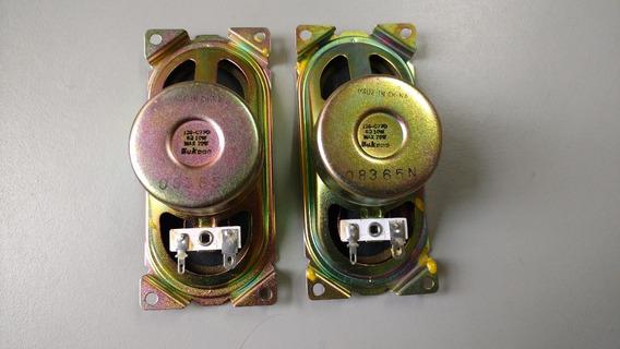 Kit 2 Alto Falantes Sharp / Gradiente 8r X 10w C/ Suspensão