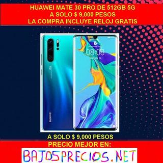 Huawei Mate 30 Pro De 512gb 5g Nuevo