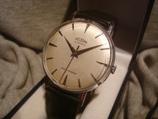 Distinguido Reloj Delbana