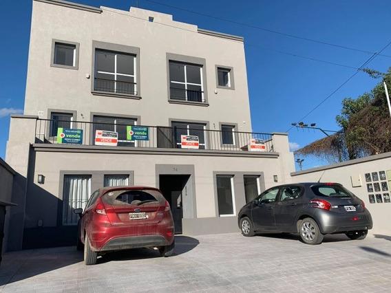 Duplex Estilo Moderno De 3 Ambientes