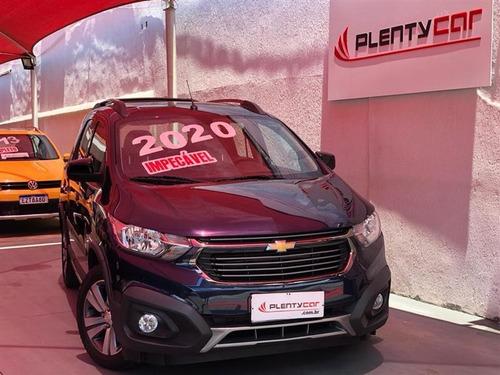 Chevrolet Spin 1.8 Activ 8v Flex 4p Automático 2019/2020