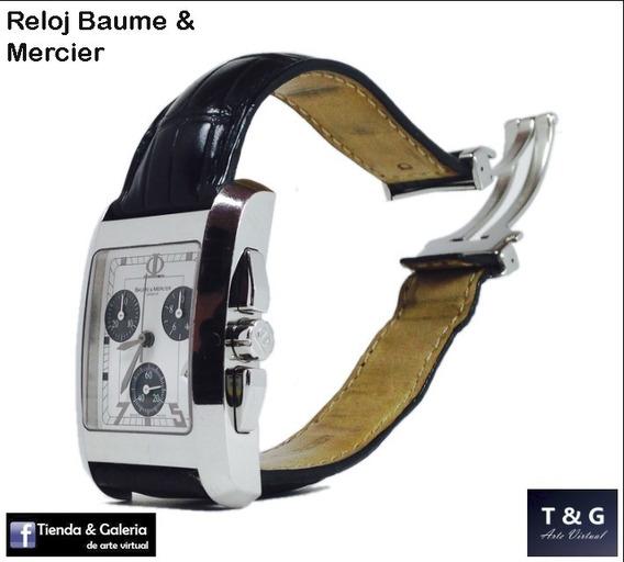 Reloj Baume & Mercier Modelo Hampton (ref 1215)