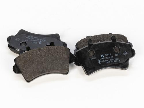 Imagen 1 de 4 de Juego Pastillas De Freno Renault Master 2.5 Ph3 Dci120 L2h2