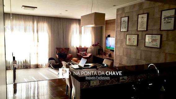 Apartamento Com 2 Dormitórios À Venda, 80 M² Por R$ 456.000 - Centro - São Bernardo Do Campo/sp - Ap0061