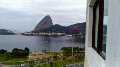 Apartamento A Venda No Bairro Flamengo Em Rio De Janeiro - - 1650-1