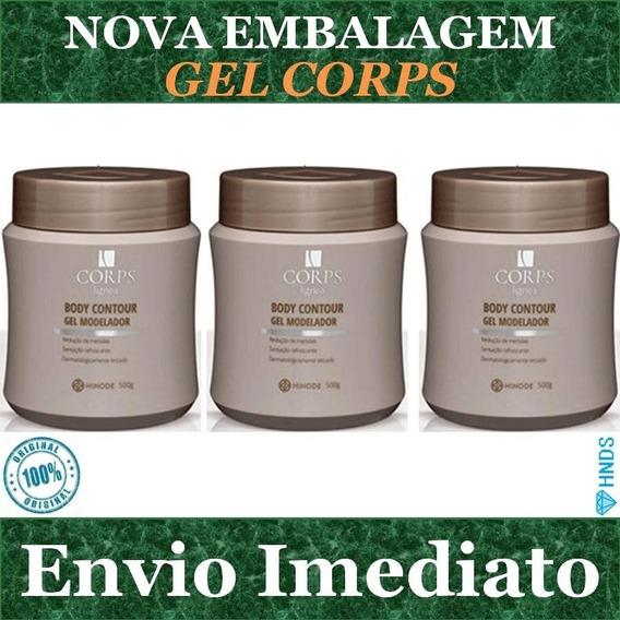 Creme Corps Celulite Estrias Medidas Gordura Localizada 3