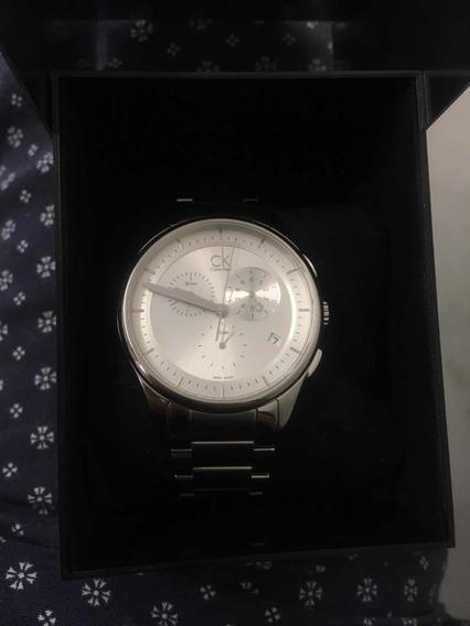 Relógio Calvin Klein Classic Cronógrafo