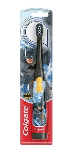 Cepillo Dientes Eléctrico Niños Colgate Batman Cerdas Suaves