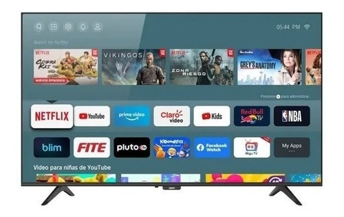 Imagen 1 de 3 de Smart Tv 43 Full Hd  Sanyo Led Netflix Youtube Lce43sf1500