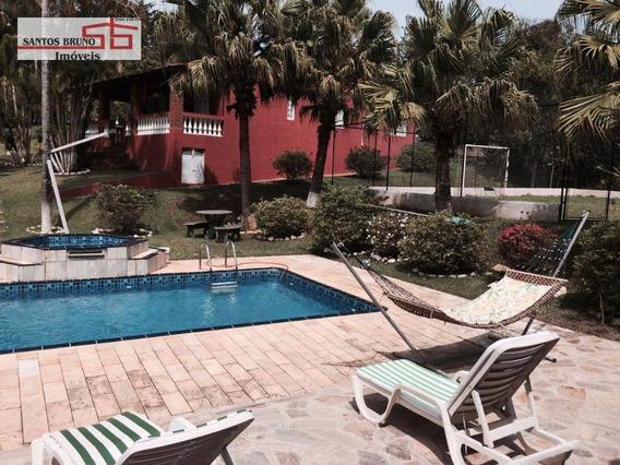 Sítio Com 3 Dormitórios À Venda, 5000 M² Por R$ 455.000 - Do Arraial - Tuiuti/sp - Si0003