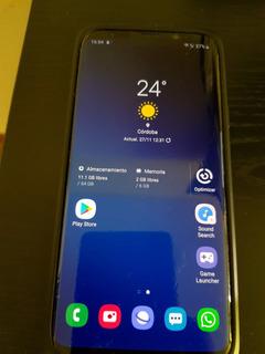 Samsung Galaxy S9 Plus Impecable Accesorios Sellados
