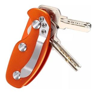 Chaveiro Organizador Chaves Canivete Aluminio Pronta Entrega