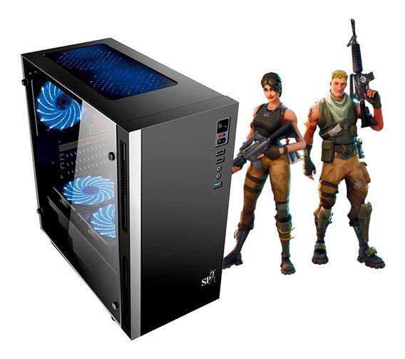 Pc Armada Gamer   Intel I3 9100f Gt 210 8gb Ssd 480gb C8