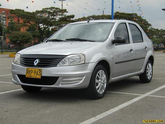 Renault Logan Familier Mt 1.4 Aa