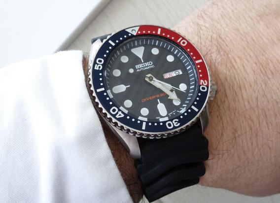 Seiko Automático Scuba Diver Skx009k1 200m