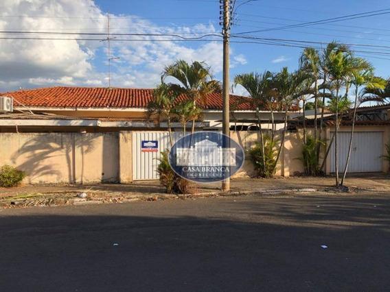 Casa Com 3 Dormitórios Para Alugar, 280 M² Por R$ 3.000/mês - Saudade - Araçatuba/sp - Ca0885