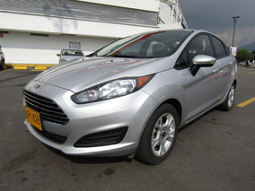 Ford Fiesta At 1600cc Sedan