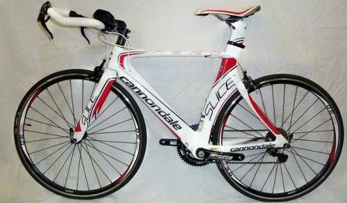 Bike Cannondale Slice Aero  5 Tam 47 8,7 Kg
